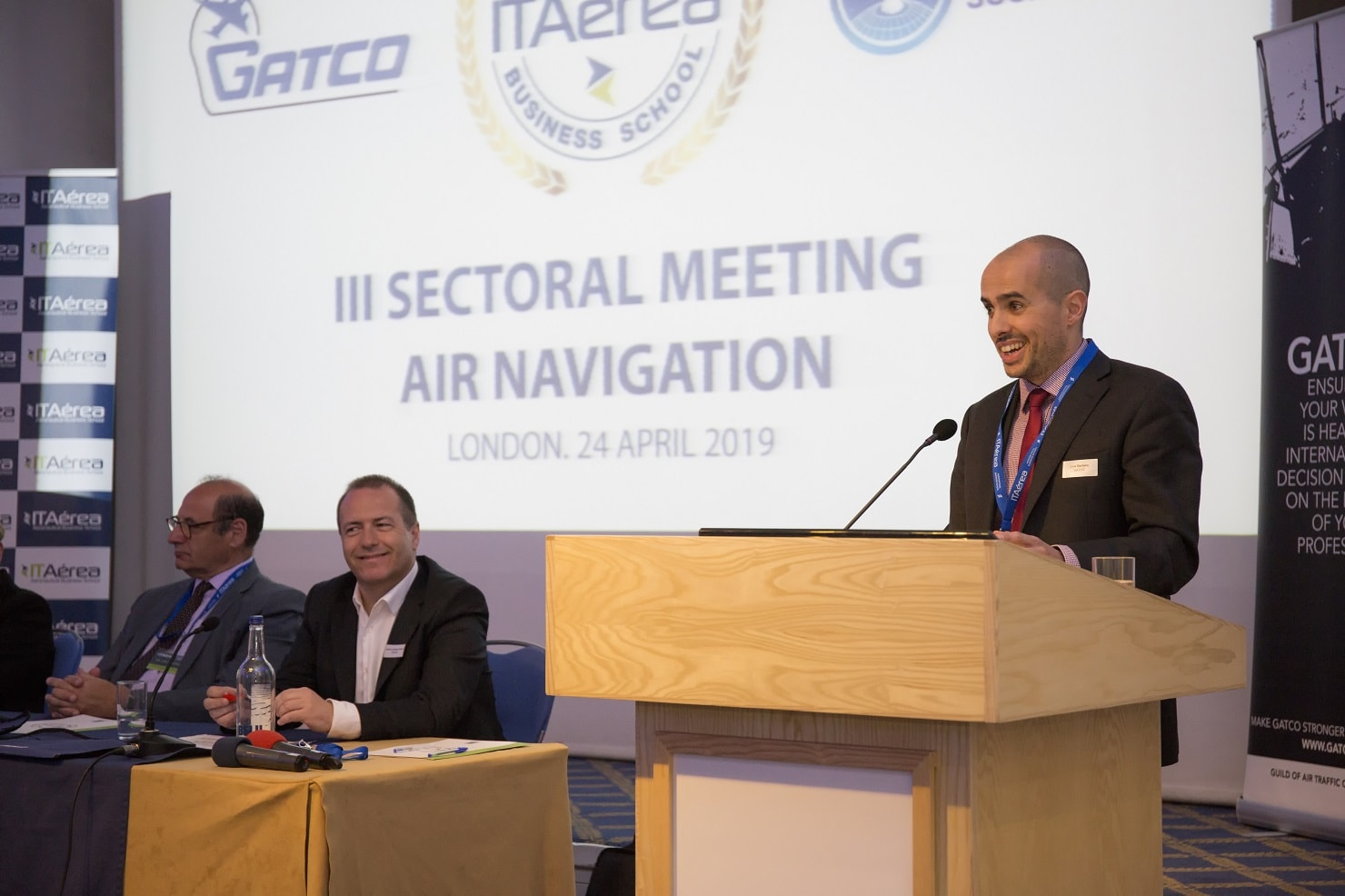 10 min - III Sector Meeting: Air Navigation