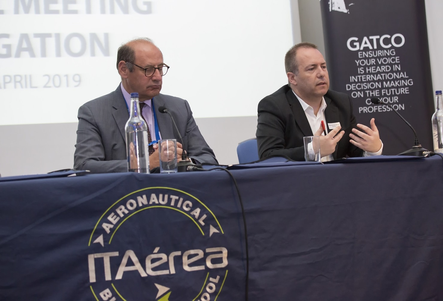 11 min - III Sector Meeting: Air Navigation