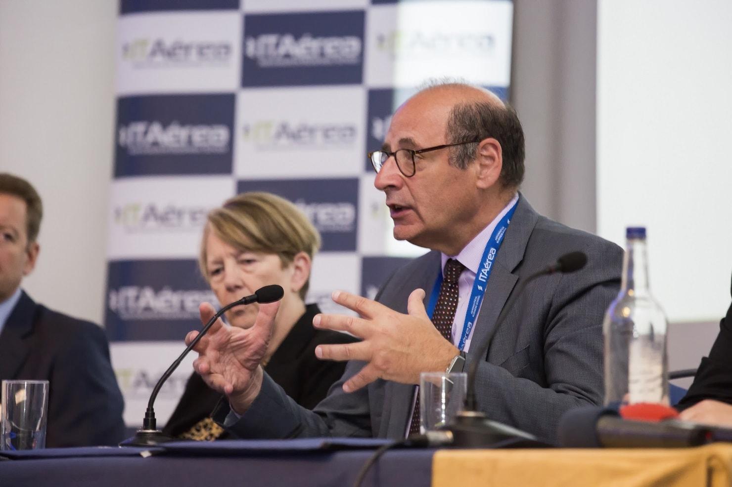 12 min - III Sector Meeting: Air Navigation