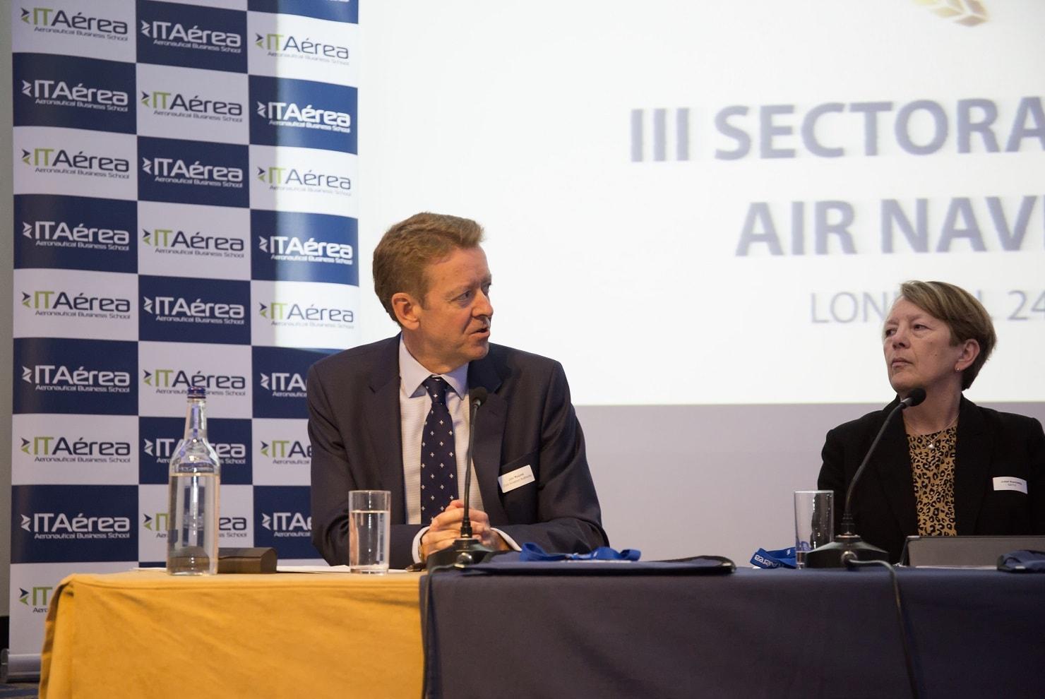 16 min - III Sector Meeting: Air Navigation