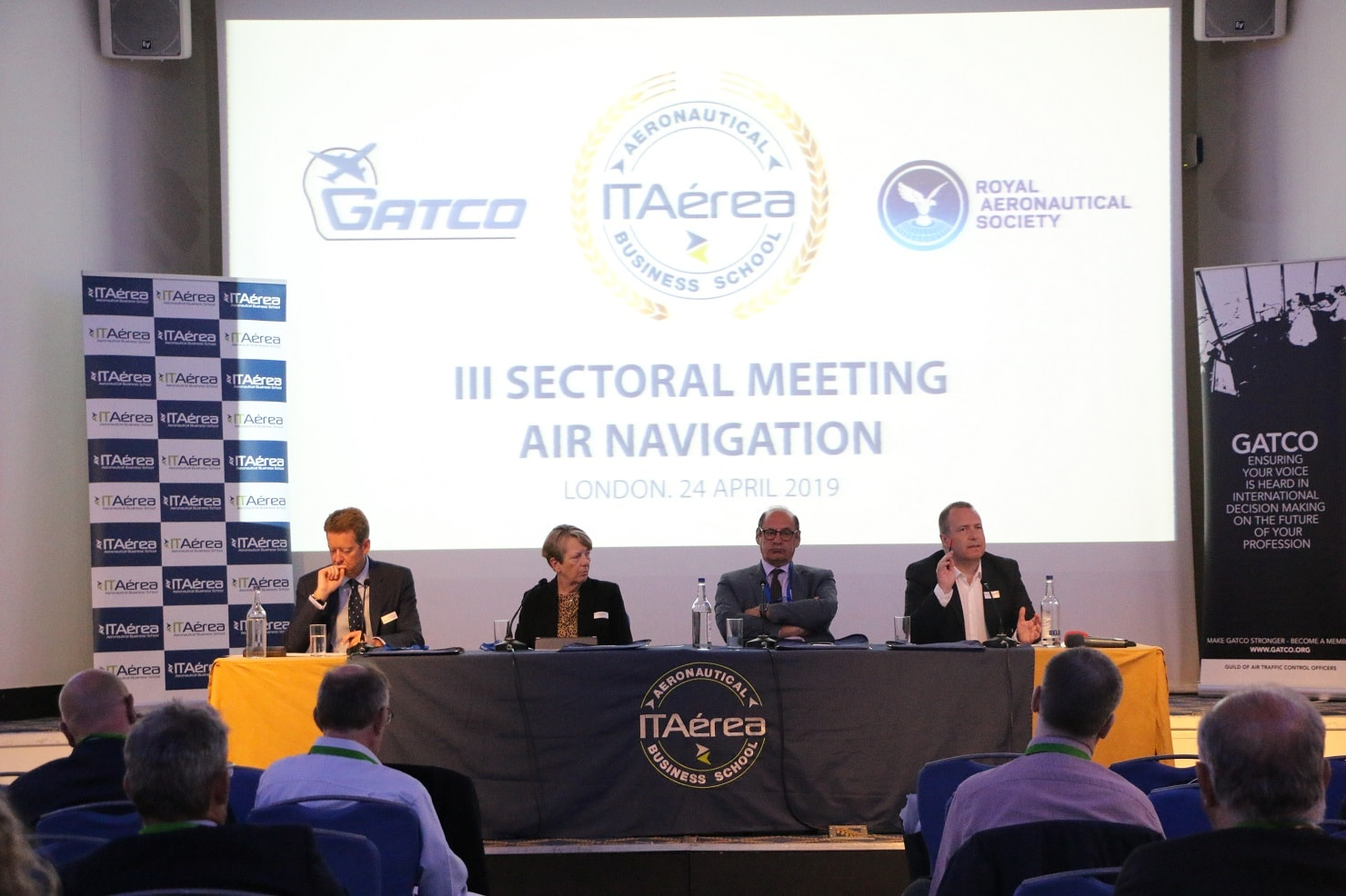 5 min - III Sector Meeting: Air Navigation