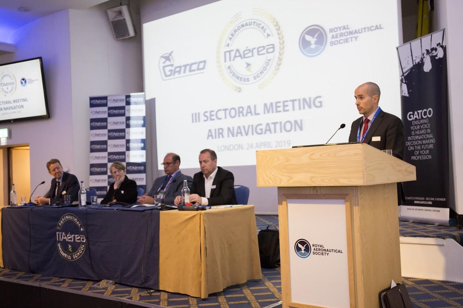 8 min - III Sector Meeting: Air Navigation