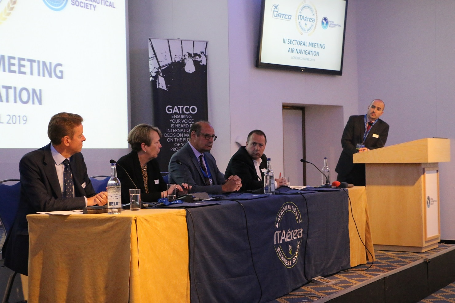 9 min - III Sector Meeting: Air Navigation