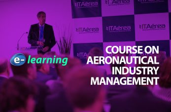 E LEARNING TRAINING. COURSE ON AERONAUTICAL INDUSTRY MANAGEMENT 347x227 - Blog
