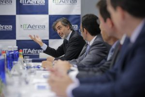 Itaerea 0242 300x200 - Highlights of the III Sectoral Meeting on Air Navigation Organised by ITAérea in the Royal Aeronautical Society, London