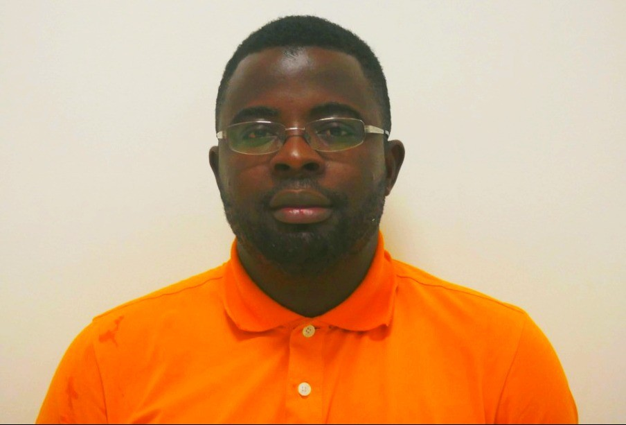 Photo Touembou Ngueyap Romuald - Romuald Ngueyap, air traffic controller, ITAérea's Regional Manager for Africa and student of the Master in Sustainable Air Transport Management MATSM 2021-2022 edition