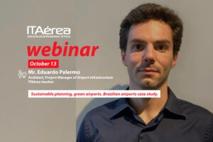 WEBINAR October 13 Eduardo Palermo 300x200 - Live conference about Global Economic Perspective of the Airports