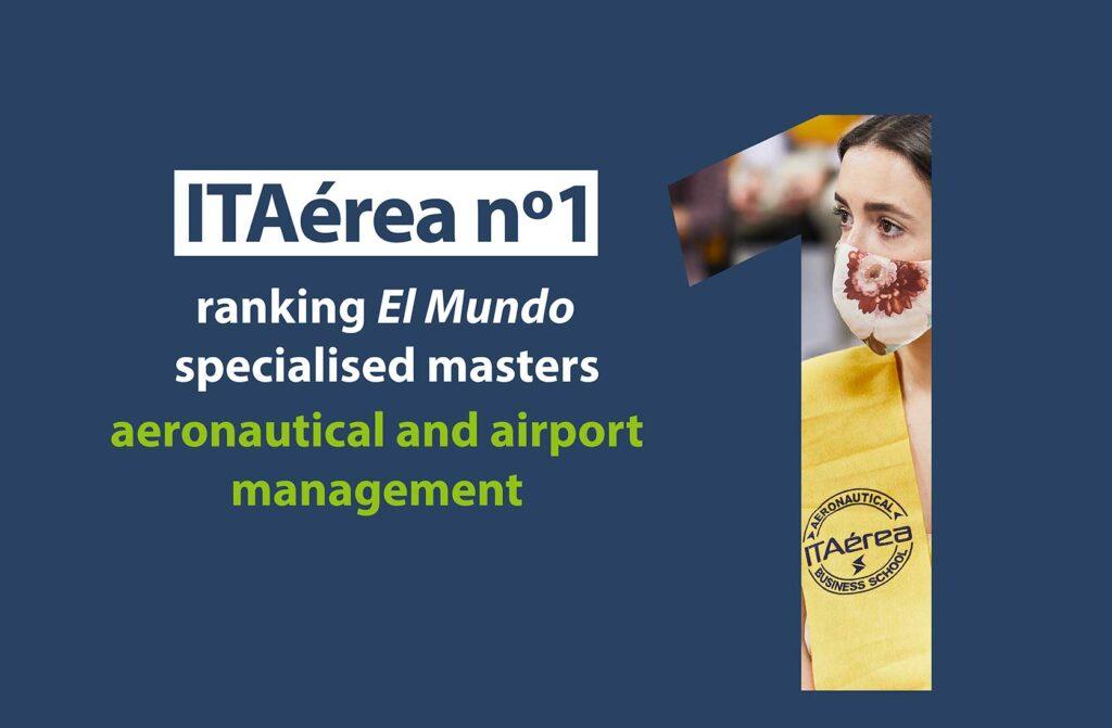 numero 1 ranking el mundo en 1024x671 - ITAérea in the first position of the ranking of specialized masters of El Mundo